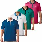 Adidas ClimaCool Branded Performance Polo Golf Shirt Closoout Price