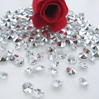 1000 10mm Big Size Crystal Diamond Confetti Wedding Party Decor Table Scatter