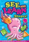 See and Learn Series DVD 1ct Colors Shapes Numbers