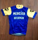 Brand New Team Mercier Hutchinson  Cycling jersey