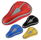 Cycling MTB Road Bike Bicycle Memory Foam Saddle Seat Cover Cushion Soft Pad