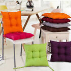Dining Garden Patio Chair Office Seat Pads Tie On Pad Cushion Kitchen Home Decor