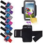 Fitness Armband Tasche f. Sony Xperia Smartphone Fitness Jogging Case Universal