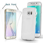 Luxury Ultra Slim Shockproof Bumper Case Cover for Samsung Galaxy S7 S8 Plus <br/> UK Stock - All Samsung Models In Stock