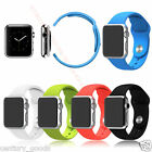 HIGH QUALITY  SILICONS STRAP FOR APPLE WATCH 38MM AND 42MM