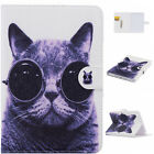"""The Cat Magnetic Leather Stand Smart Cover Case for iPad 2 3 4 Mini Air Pro 9.7"""""""