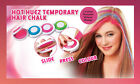 NEW SET OF BRIGHT 4 PARTY TEMPORARY COLORS HAIR CHALK HOT HUEZ KIDS GIRLS WOMEN
