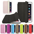 For iPad Air 2 Luxury Slim Smart Case Leather Stand Magnetic Cover 2014 Tide New