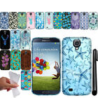 For Samsung Galaxy S4 I9500 I9505 I337 TPU Gel SILICONE Rubber Case Cover + Pen