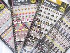 Q-Lia Photrip Transparent Scrapbooking Sticker Sheet (Your Choice)~KAWAII!!