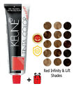 Keune Tinta Hair Color Dye - RED INFINITY & LIFT & COLOR 444 666 6.66 5.46 5.56