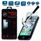 Genuine Gorilla HD 9H Real Tempered Glass LCD Screen Protector Film For iPhone