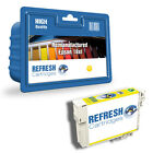 REMANUFACTURED (NON GENUINE) EPSON 18XL / T1814 YELLOW XL CAPACITY INK CARTRIDGE