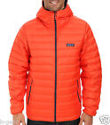 PATAGONIA Down Sweater Hooded/Hoody Mens XL Jacket/Coat Puffer Winter NEW $279