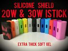 Silicone Shield Case for the 20W or 30W iStick by eLeaf and with iStick L0G0