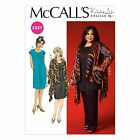 McCalls 7029 PLUS SIZE Jacket Tunic Dress Pants Trousers Sewing Pattern M7029