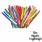 🌟10-800 COLOURED TWIST TIES SEALING PARTY POLY CELLO GIFT BAGS WHOLESALE BREAD