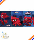 MAXI QUADERNO SPIDERMAN 80 GR. CON FRONTESPIZIO -  5 pz. - Quadernone,Marvel,