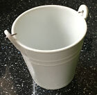 NEW White Porcelain Chips Fries Bread Side Ceramic Serving Dish Bowl Bucket 10cm