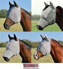 Cashel Fly Mask Horse Standard Ears Nose Sun Protection ALL STYLES ALL SIZES