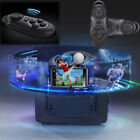Virtual Reality VR Box 3D Headset Game Glasses Bluetooth Controller Gamepad