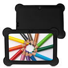 Quad Core 7'' Tablet 8GB HD Android 4.4 KitKat Dual Camera WiFi Bundle for Kids