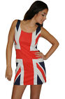 Union Jack Dress-Spice Girls Dress  Queens Birthday Duke Duchess Cambridge 2016
