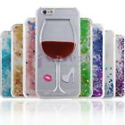 Liquid Quicksand Glitter Bling Hard Back Case Cover for iPhone 6 6S / 6S Plus
