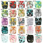 U PICK Diaper Cover Nappy Cover Double Gussets One Size OS Adjustable Color Trim