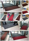 Commercial Washable Rubber Barrier Mats Non-Slip Entrance Office Shop Door Rugs