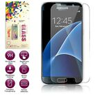Lot New Retail Package Tempered Glass Screen Protector for Samsung Galaxy S7