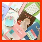 Brand New Cute & Romantic Translucent Sticky Notes