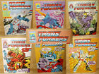 *-*CHOOSE YOUR ISSUE*-* ORIGINAL VINTAGE TRANSFORMERS UK MARVEL COMICS 1980s