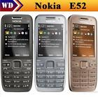 Used, Original Mobile Nokia E52 Unlocked 3G Cell Phone Camera 3.2mp Bluetooth Wifi Gps for sale  Shipping to Canada