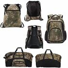 CINCH BAG, PACK, BACKPACK, DUFFEL BAG, CAMOUFLAGE, CAMO, REALTREE XTRA, OUTDOOR