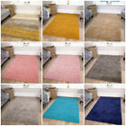 NEW Fluffy Thick Shaggy Rugs XS Small Medium Large Area Bedroom Shag Rug SALE
