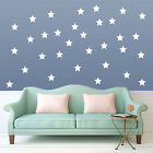 Stars Star Pack Brightly Coloured Wall Car Window Stickers Decor Packs Decals A4