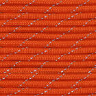 Reflective Neon Orange 550 Paracord Type III Paracord 10 20 50 100 Hanks & Spool