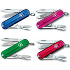 Victorinox Classic SD Knife Translucent - Color Variations