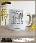 Dogue de Bordeaux Dog Mug ~ Perfect Gift can be personalised ~ Vintage Style