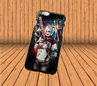 Suicide Squad Harley Quinn Joker Jared Leto for Apple iPhone And Samsung Case