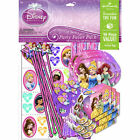 Hallmark DISNEY PRINCESS Kid Party Favor Pack, 6 varieties f