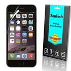 3X ZenTech® Anti-Glare Matte Screen Protector Film For iPhone X 8 7 6S 6 SE 5S