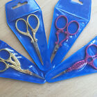 Decorative Embrodery Scissors 4 styles, Gilt or pink colour - nice gift idea