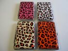 **New Leopard Print  Superking  Cigarette Case 4 Colour's Available Ideal Gift**