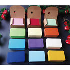 100 Sheets Thick Colourful DIY Blank Post Card Kraft Double-sided Sketch #AU