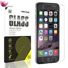 Retail Box 9H+ Tempered Glass Screen Protector for iPhone 6s Plus iPhone SE Lot