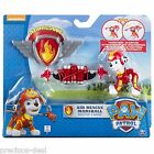 Paw Patrol Air Rescue Pups & Badge Set Flying Pup Pack Wings Toy Game Set