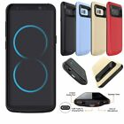8000mAh External Battery Case Power Bank Charger For Samsung S7 edge S8+ Note 8