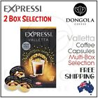 VALLETTA Expressi Capsules Pods for Automatic Espresso Coffee Machines KFee ALDI